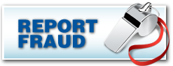 Report Fraud Hotline Form